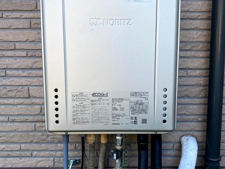 見守り機能充実!ノーリツ・エコジョーズ ガス給湯器リフォーム 日高市高麗川