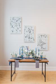 Reception Table Design