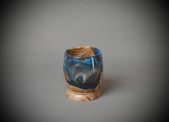 Maple and Resin Vessel
