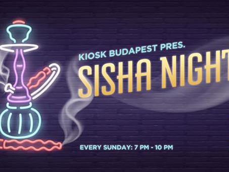 KIOSK Sisha Nights