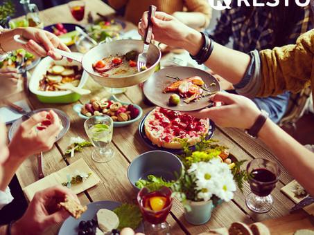 Ingyenes étkezések és egyéb előnyök amit a Restu tartogat számodra!