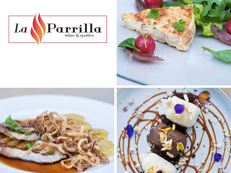 Nem lehet ellenállni a La Parrilla e heti menüjének