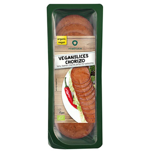 Veggyness Sliced Chorizo 80g
