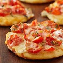 Mini Tomato Pizza 85g VEGAN, LACTOSE FREE