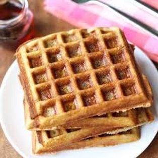 Waffle 50g VEGAN, LACTOSE FREE