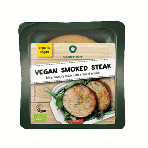 Veggyness Smoked Steak 130g