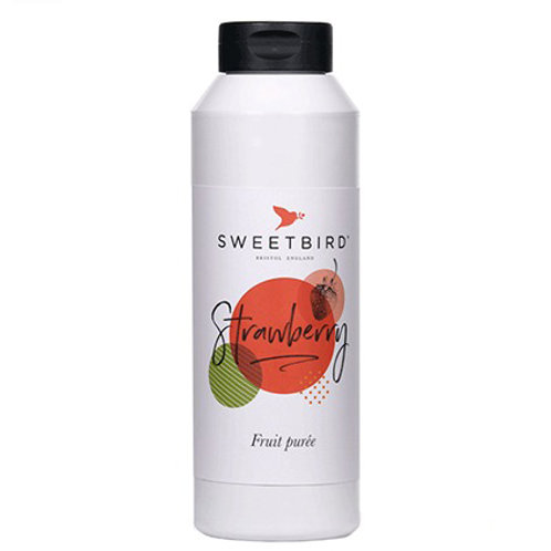 Strawberry Fruit Purée 1l