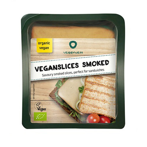 Veggyness Smoked Sliced Ham 100g