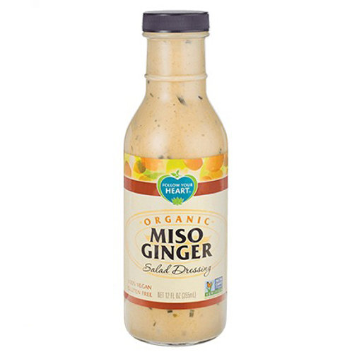 Miso&Ginger Dressing 355ml