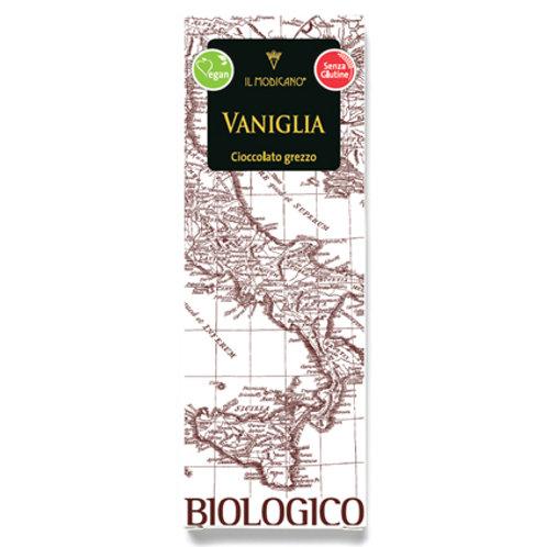Dark Chocolate with Vanilla 60g