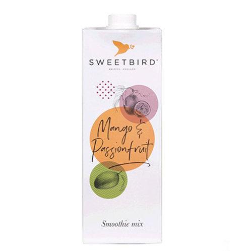 Mango&Passionfruit Smoothie Mix 1l