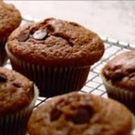 Double Choc Chip Muffin 70g