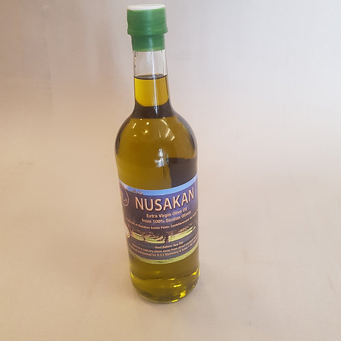 Organic Nusakan Olive Oil 75cl