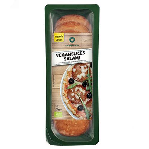 Veggyness Spicy Sliced Salami 100g