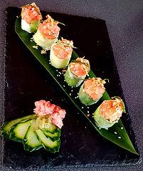blossons barlasuite sushi cavalaire
