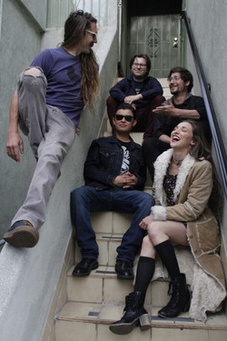 LACED_IN_BLUE_BAND_LONG_BEACH_KAYLEE_ROBIN_JERRY_VALLE_IAN_LEBLANC_WILL_SMITH_NATE_SIMS_STAIR_STEPS(