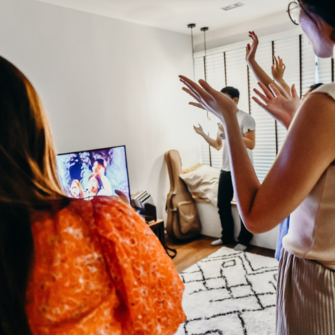 Level Up your Livestream Worship Experience at Home