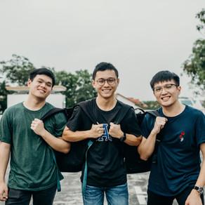Deepening my Relationships - Samuel Lai