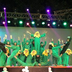 "Dance Choreography ""Save Trees"""