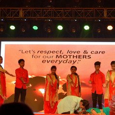 """Dance choreography """"Mother's Love"""""""