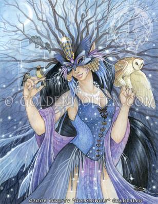 Lady of Twilight