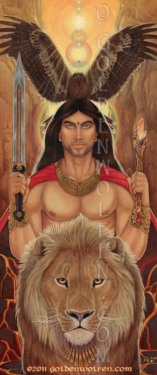 Masculine Divine