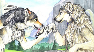 Ailah and Mahican