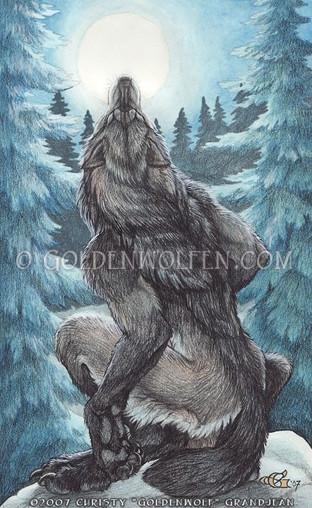 Moon Howl