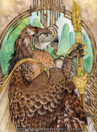 Gryphon Guard