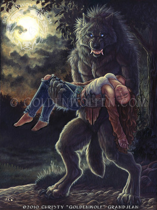 The Wolf's Bride