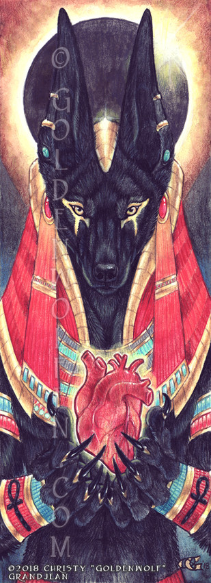 Judgement - Anubis