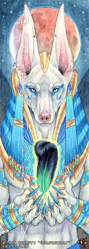 Redemption - Anubis