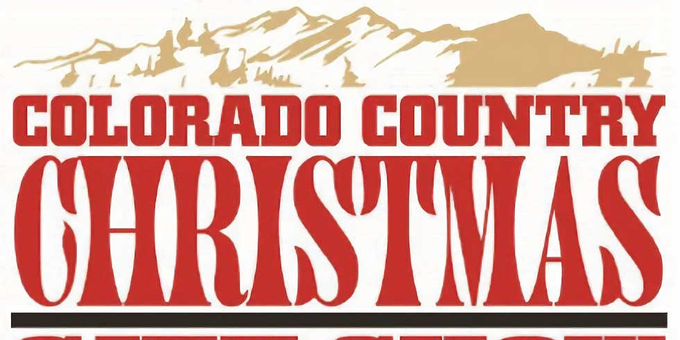 Colorado Country Christmas Gift Show