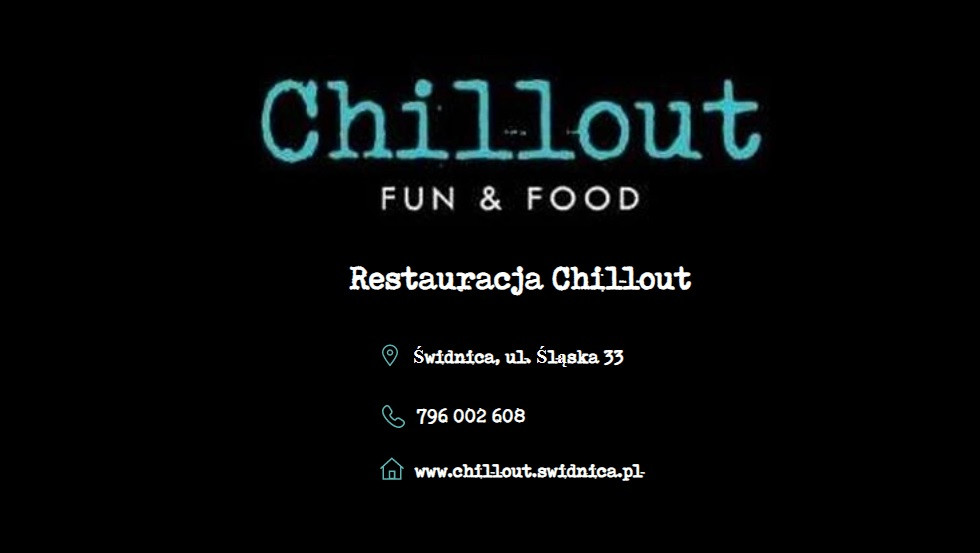 Restauracja Chillout świdnica