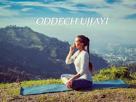 Oddech Ujjayi - oddech zwycięstwa
