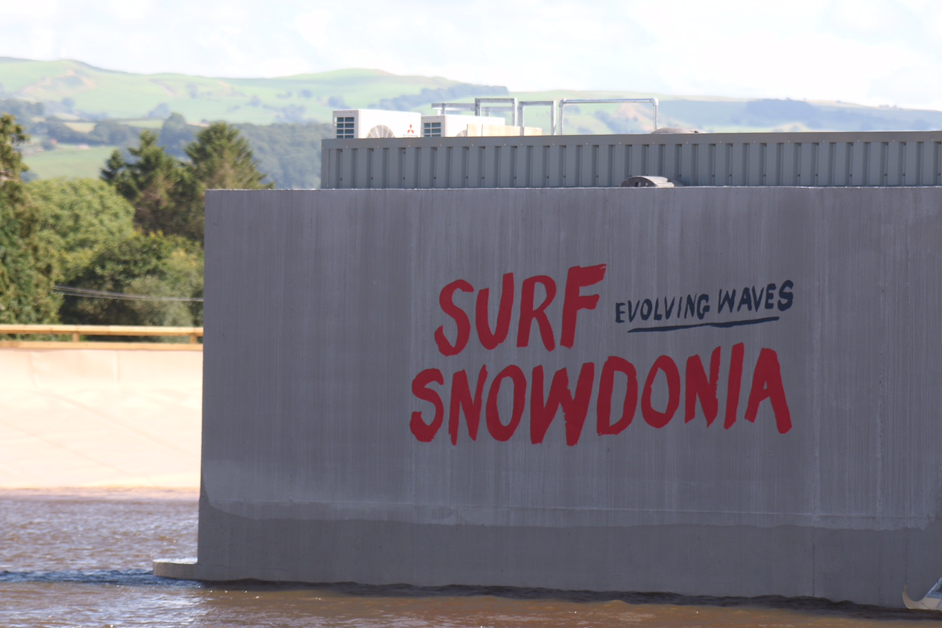 A Trip to Surf Snowdonia