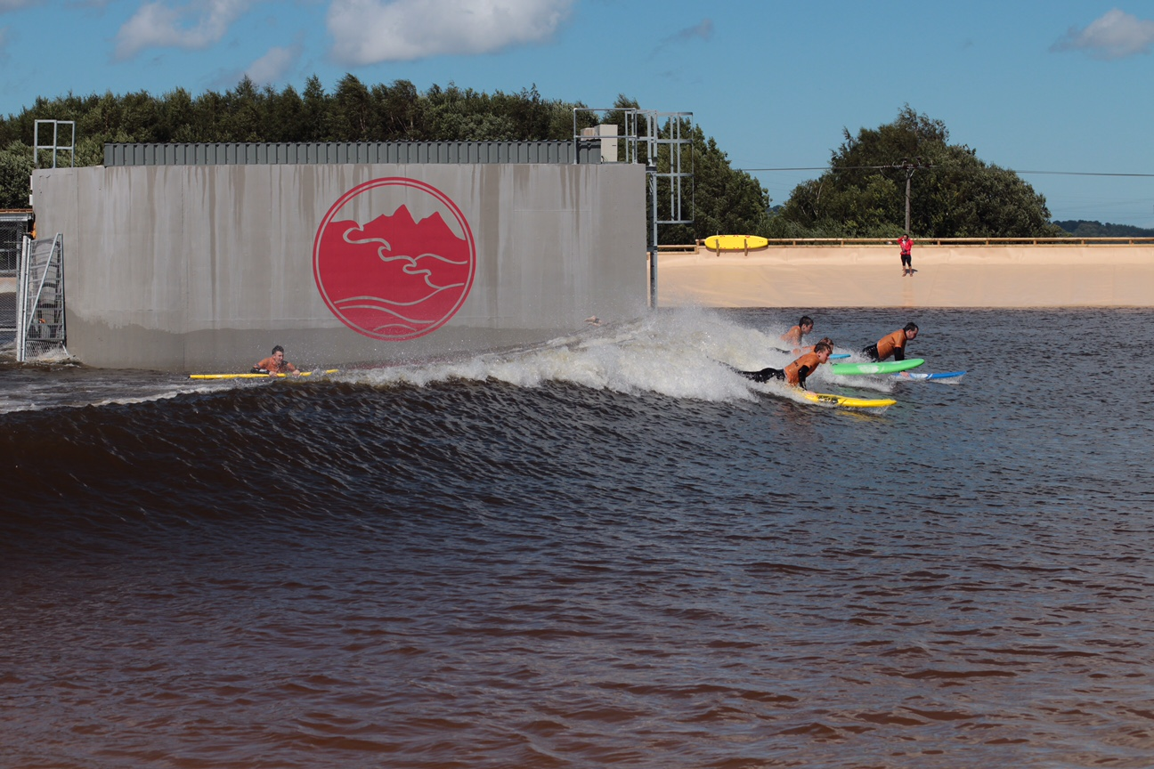 Surf Snowdonia Learners