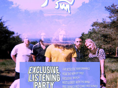 FUZZY SUN - LISTENING PARTY