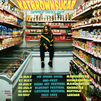 KATBROWNSUGAR - SUMMER DATES 2019