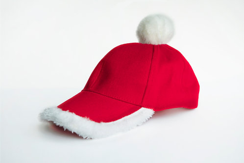 Festive Santa Cap! The one and only CapSanta.