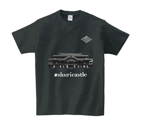 首里城チャリティーTシャツ(T4-B)