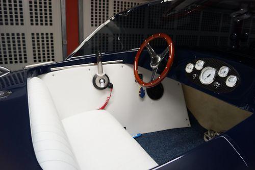 Klassisches Cockpit