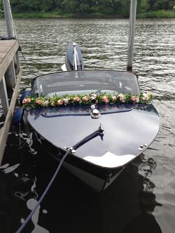 Frisch geschmückt zur Hochzeit