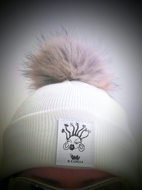 Cream Hat Collection