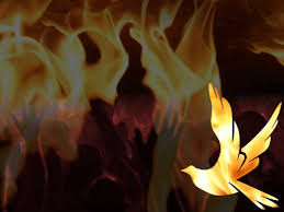 An army of fire is arising who walk in the authority of the name of Jesus and the power of the Holy