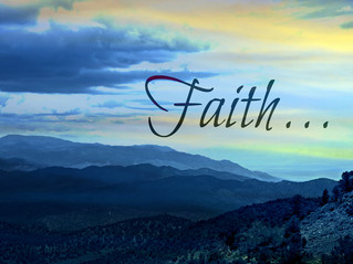 Stand in Faith - you will enter your Promised Land