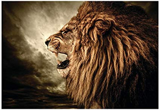 On the wake of His roar promises will manifest!