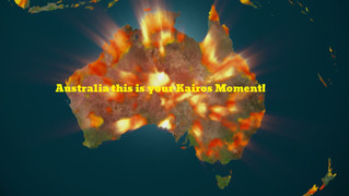 Australia this is your 'Kairos Moment'