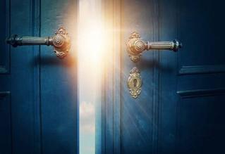 July - the 'Doorway Month'
