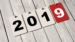 2019 - Year of Enlarged & Focused Vision